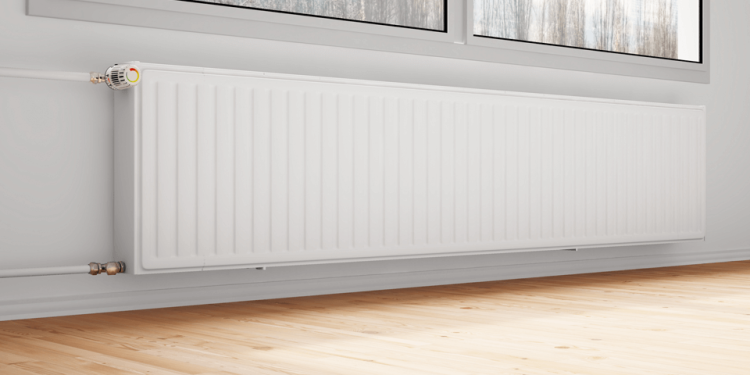 Gas Central Heating Radiator