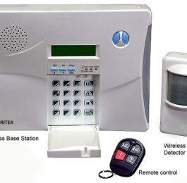 Liverpool Alarm System Panel